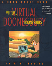 Cover Thumbnail for Virtual Doonesbury (A Doonesbury Book) (Andrews McMeel, 1996 series)