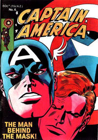 Cover Thumbnail for Captain America (Yaffa / Page, 1978 ? series) #6