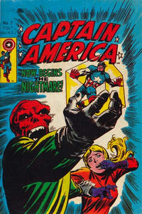 Cover Thumbnail for Captain America (Yaffa / Page, 1978 ? series) #7
