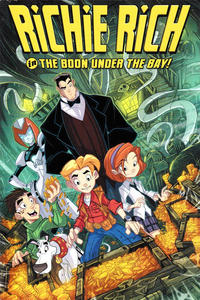 Cover Thumbnail for Richie Rich: Rich Rescue Digest (Ape Entertainment, 2012 series) #1 - The Boon Under the Bay!
