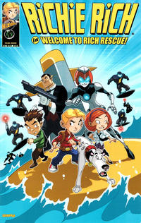 Cover Thumbnail for Richie Rich: Welcome to Rich Rescue (Ape Entertainment, 2012 series) #1