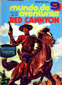 Cover Thumbnail for Mundo de Aventuras Especial (Agência Portuguesa de Revistas, 1975 series) #9