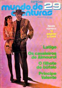 Cover Thumbnail for Mundo de Aventuras Especial (Agência Portuguesa de Revistas, 1975 series) #29