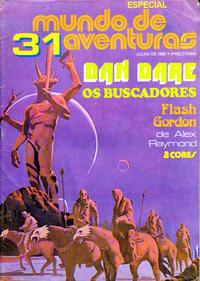 Cover Thumbnail for Mundo de Aventuras Especial (Agência Portuguesa de Revistas, 1975 series) #31