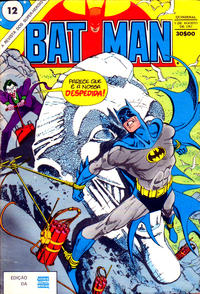 Cover Thumbnail for Super-Heróis (Agência Portuguesa de Revistas, 1982 series) #12