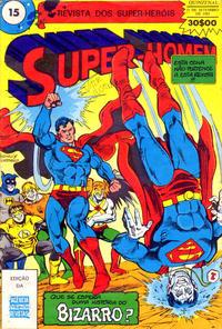 Cover Thumbnail for Super-Heróis (Agência Portuguesa de Revistas, 1982 series) #15