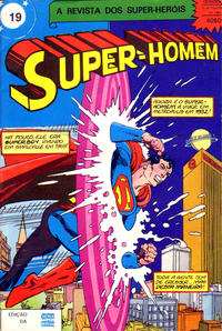 Cover Thumbnail for Super-Heróis (Agência Portuguesa de Revistas, 1982 series) #19