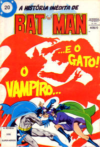Cover Thumbnail for Super-Heróis (Agência Portuguesa de Revistas, 1982 series) #20
