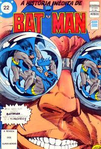 Cover Thumbnail for Super-Heróis (Agência Portuguesa de Revistas, 1982 series) #22