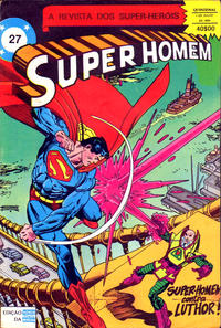 Cover Thumbnail for Super-Heróis (Agência Portuguesa de Revistas, 1982 series) #27