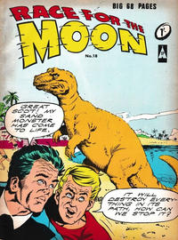 Cover Thumbnail for Race for the Moon (Thorpe & Porter, 1962 ? series) #18