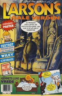 Cover Thumbnail for Larsons gale verden (Bladkompaniet / Schibsted, 1992 series) #1/1995
