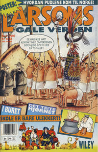Cover Thumbnail for Larsons gale verden (Bladkompaniet / Schibsted, 1992 series) #3/1995