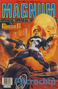 Cover Thumbnail for Magnum Spesial (Bladkompaniet / Schibsted, 1988 series) #8/1992