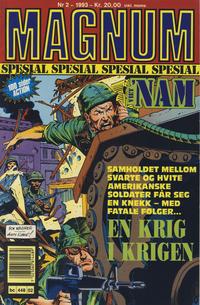 Cover Thumbnail for Magnum Spesial (Bladkompaniet / Schibsted, 1988 series) #2/1993