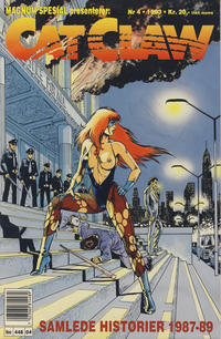 Cover Thumbnail for Magnum Spesial (Bladkompaniet / Schibsted, 1988 series) #4/1993