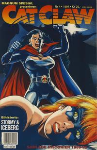 Cover Thumbnail for Magnum Spesial (Bladkompaniet / Schibsted, 1988 series) #4/1994
