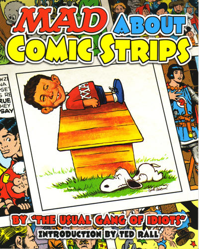 Cover for Mad about Comic Strips (EC, 2003 series)