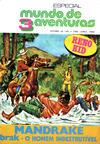 Cover for Mundo de Aventuras Especial (Agência Portuguesa de Revistas, 1975 series) #3