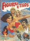 Cover for Figurki z Tilos (Krajowa Agencja Wydawnicza, 1987 series)  [Wydanie II]