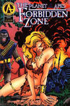Cover for Planet of the Apes: The Forbidden Zone (Malibu, 1992 series) #3