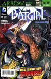 Cover for Batgirl (DC, 2011 series) #17 [Direct Sales]