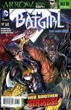 Cover for Batgirl (DC, 2011 series) #17