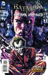 Cover for Batman: Arkham Unhinged (DC, 2012 series) #11