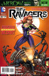 Cover for The Ravagers (DC, 2012 series) #9