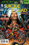 Cover for Suicide Squad (DC, 2011 series) #17