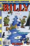 Cover for Billy (Hjemmet / Egmont, 1998 series) #2/2013