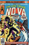 Cover for Nova (Marvel, 1976 series) #2 [British price variant.]