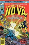Cover for Nova (Marvel, 1976 series) #3 [British price variant.]