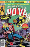 Cover Thumbnail for Nova (1976 series) #4 [British price variant.]