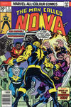Cover Thumbnail for Nova (1976 series) #6 [British price variant.]
