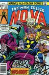 Cover for Nova (Marvel, 1976 series) #11 [British]