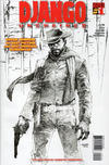 Cover Thumbnail for Django Unchained (2013 series) #1 [2nd Printing - Sketch Variant]