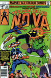 Cover for Nova (Marvel, 1976 series) #15 [British]
