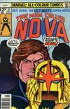 Cover for Nova (Marvel, 1976 series) #21 [British]