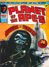 Cover for Planet of the Apes (Marvel UK, 1974 series) #27