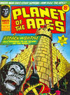Cover for Planet of the Apes (Marvel UK, 1974 series) #34