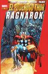 Cover for Marvel Gold. El Poderoso Thor: Ragnarok (Panini España, 2013 series)