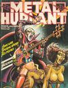 Cover for Métal Hurlant (Les Humanoïdes Associés, 1975 series) #22