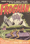 Cover for Frogman (Horwitz, 1953 ? series) #2