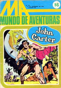 Cover Thumbnail for Mundo de Aventuras (Agência Portuguesa de Revistas, 1973 series) #59