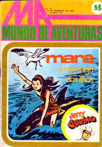 Cover Thumbnail for Mundo de Aventuras (Agência Portuguesa de Revistas, 1973 series) #71