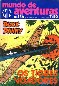 Cover Thumbnail for Mundo de Aventuras (Agência Portuguesa de Revistas, 1973 series) #134