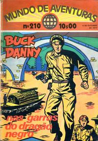Cover Thumbnail for Mundo de Aventuras (Agência Portuguesa de Revistas, 1973 series) #210