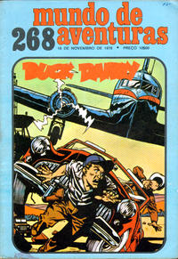 Cover Thumbnail for Mundo de Aventuras (Agência Portuguesa de Revistas, 1973 series) #268