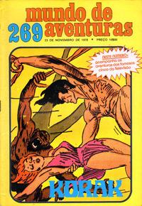 Cover Thumbnail for Mundo de Aventuras (Agência Portuguesa de Revistas, 1973 series) #269